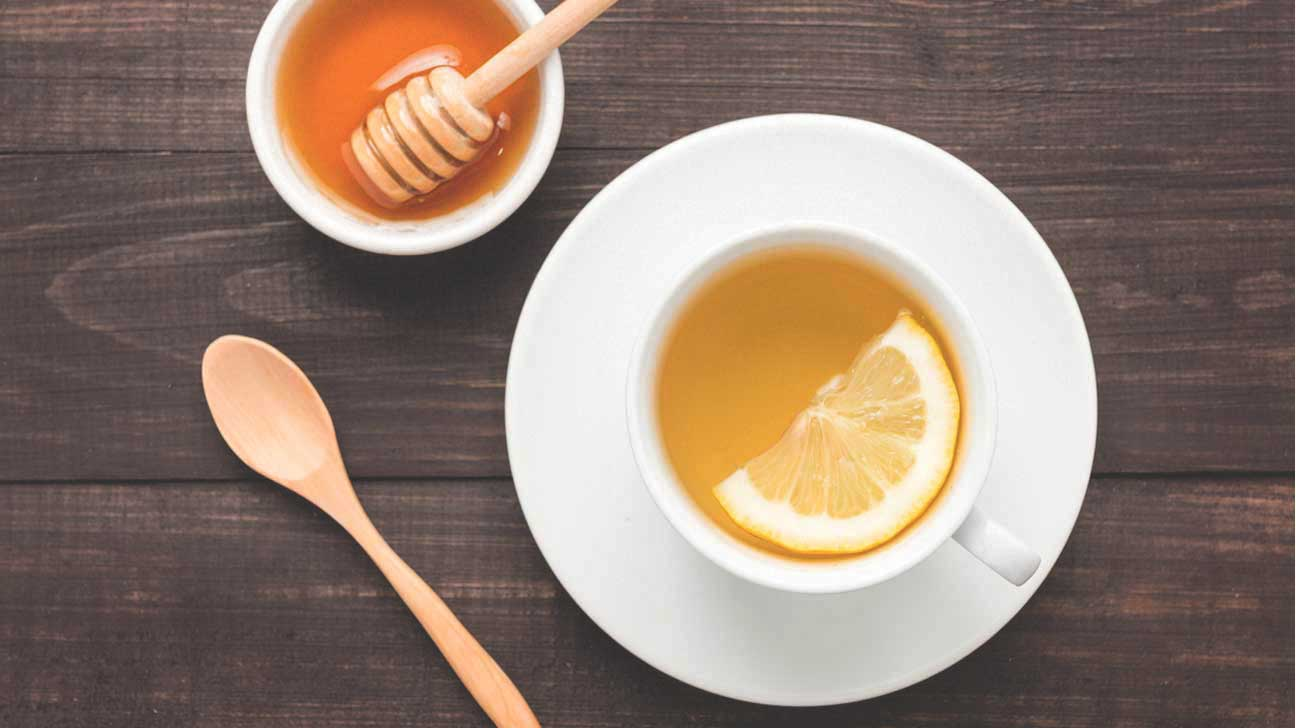 warm lemon water good for weight loss