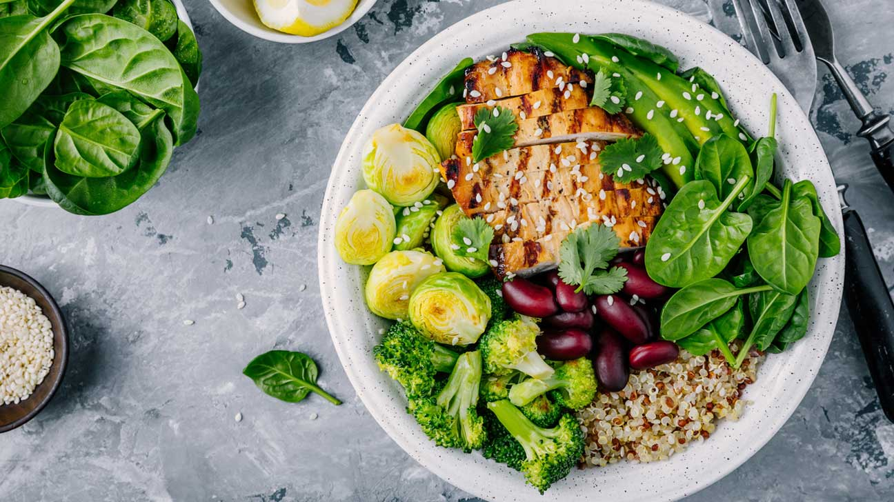 The lean muscle diet a customized nutrition and workout plan