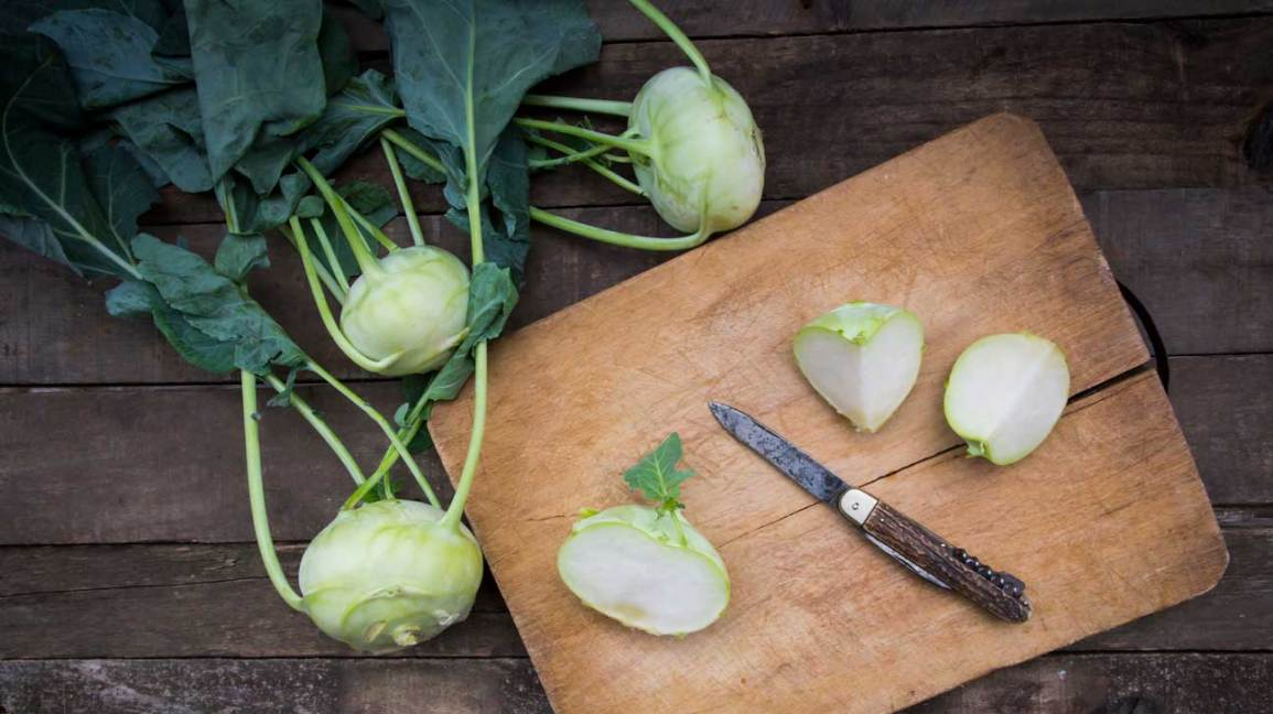 What Is Kohlrabi? Nutrition, Benefits, and Uses
