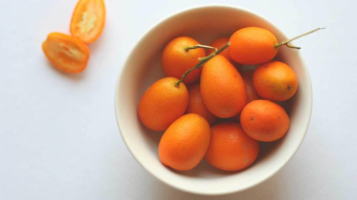 4 Sweet Kumquat Fruit Seeds