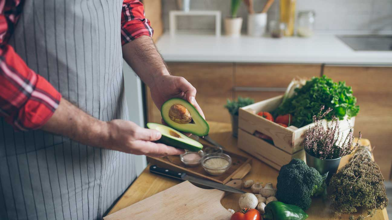 What is restricted when a person is on a ketogenic diet