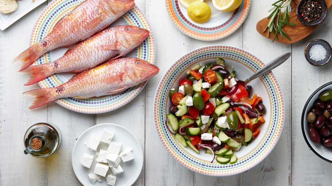 how to start on the mediterranean diet