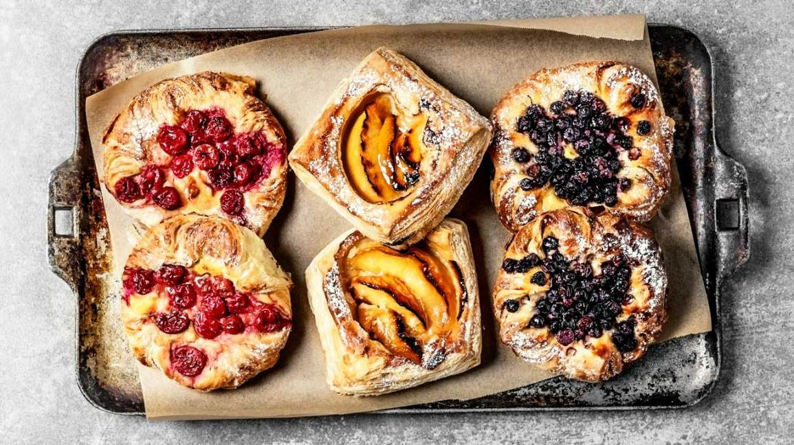 Menopause Diet Pastries