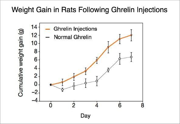 low protein diet ghrelin