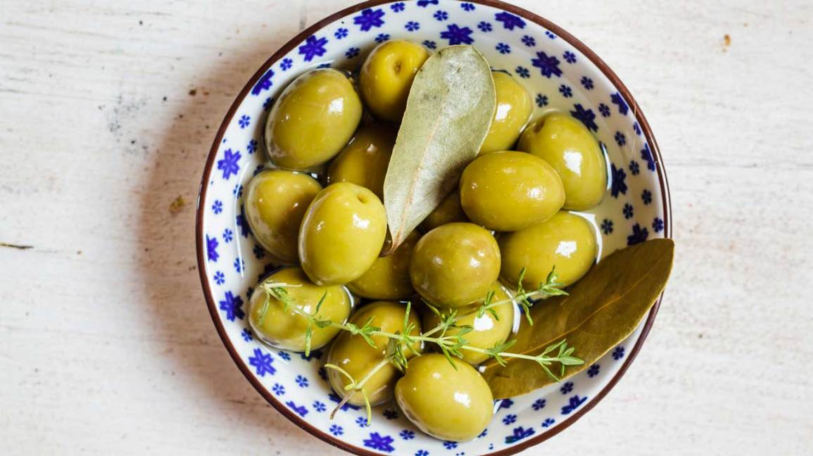 Image result for Canned olives are delicious, but not all that healthy.