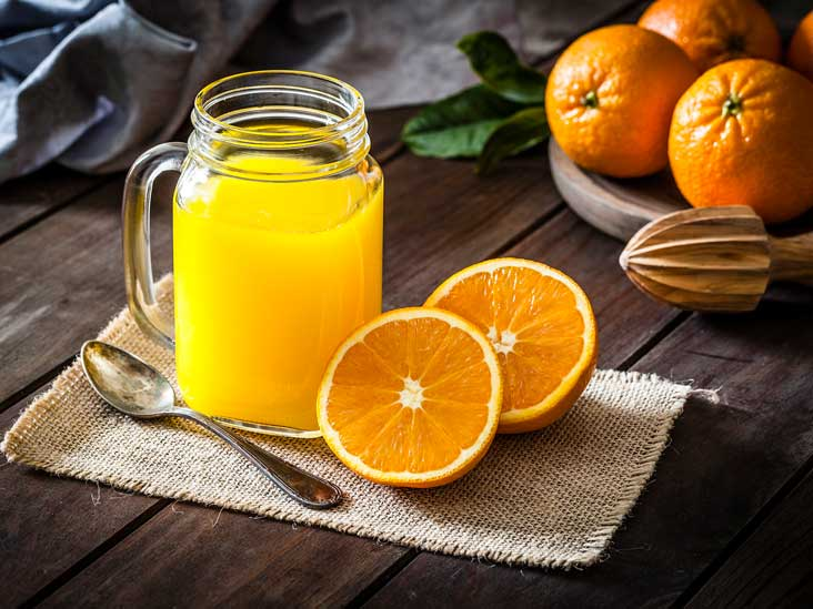 Is Orange Juice Good or Bad for You?