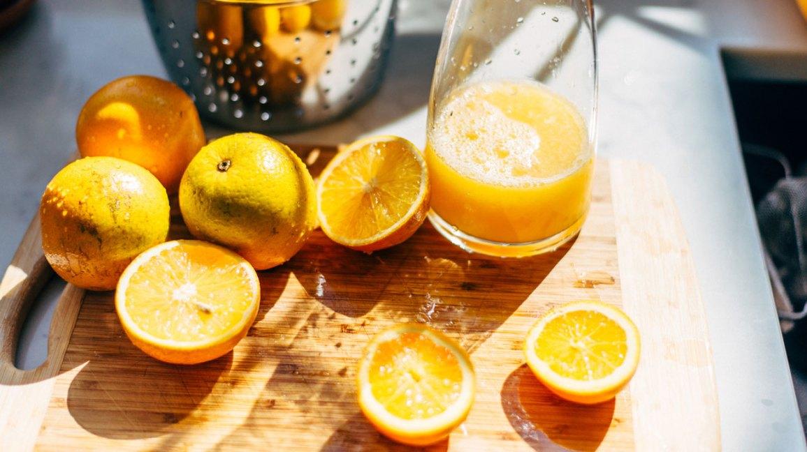 fresh squeezed orange juice near me