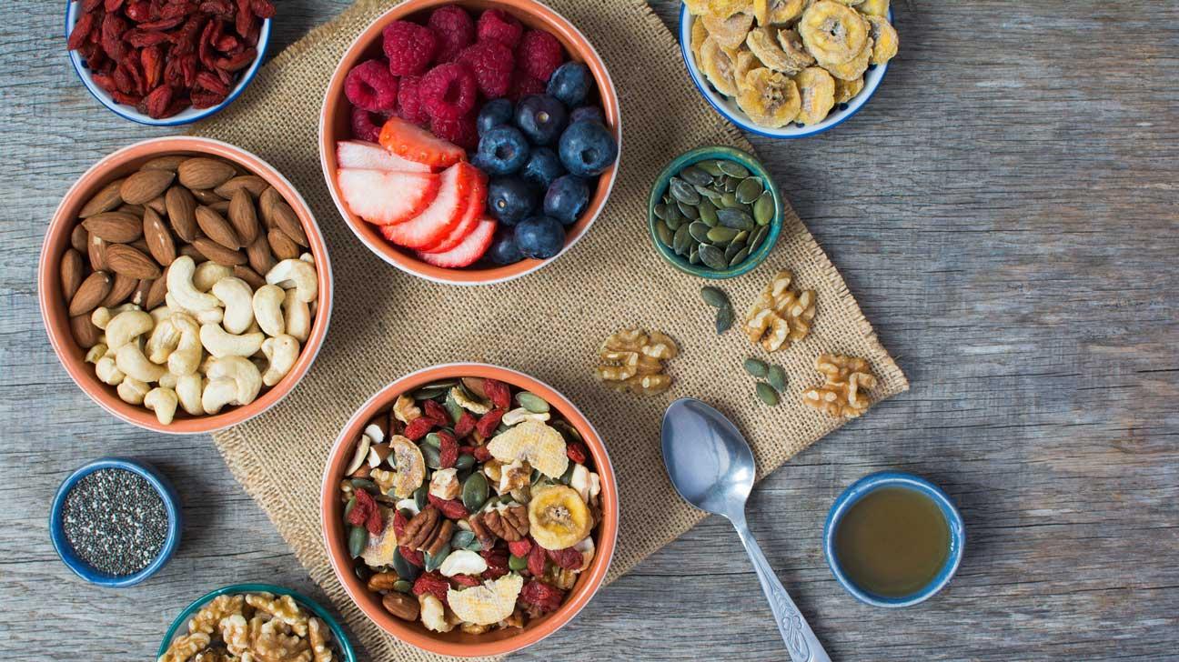 i menu di dieta paleo