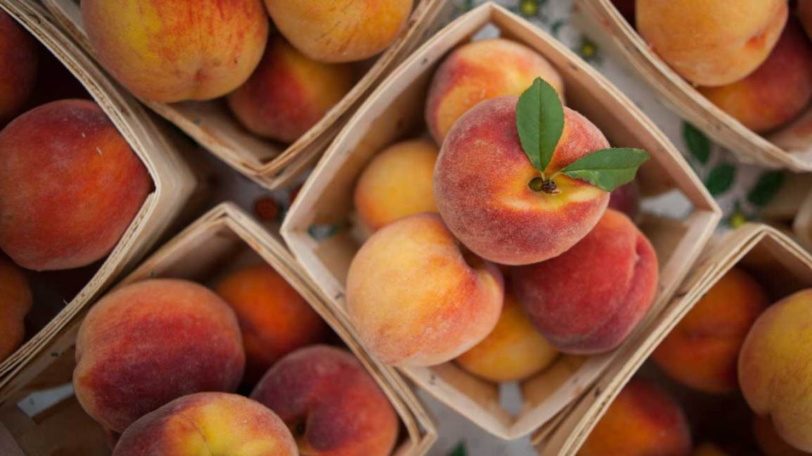 Peach Fruit Benefits