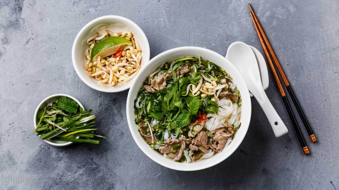 Pho Soup: Calories, Nutrition, and More