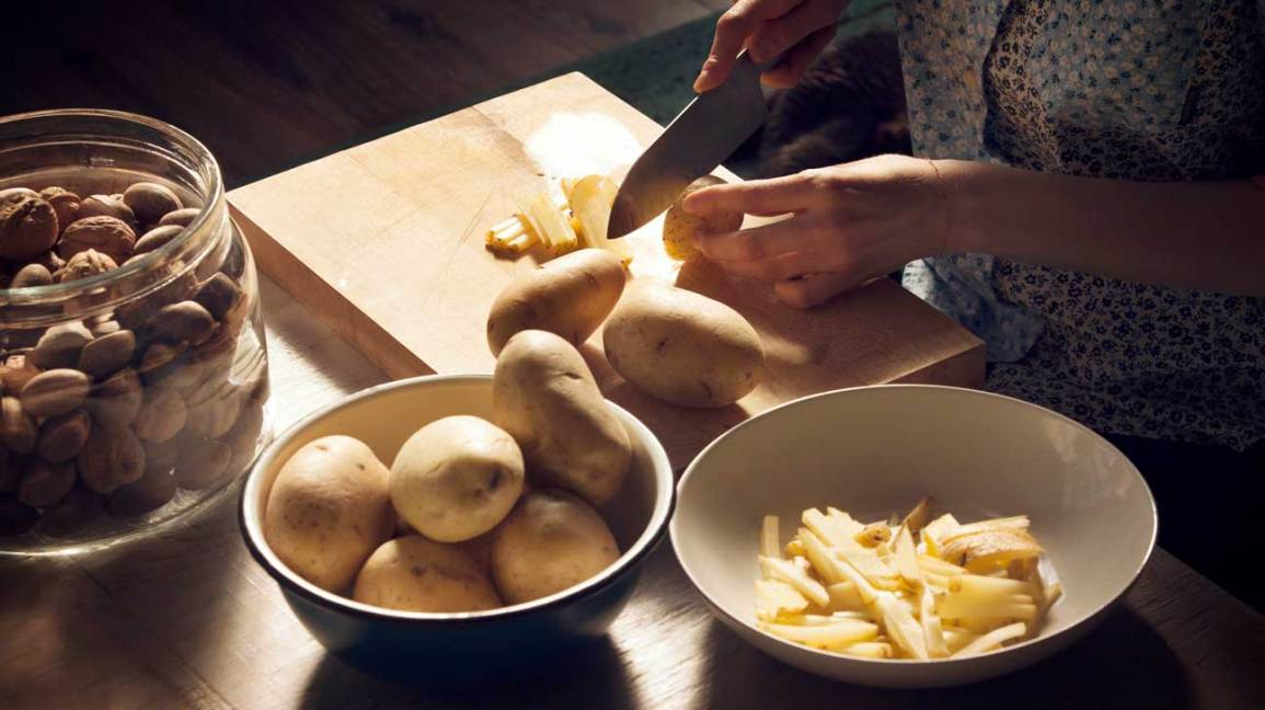 Potatoes 101: Nutrition Facts and Health Effects