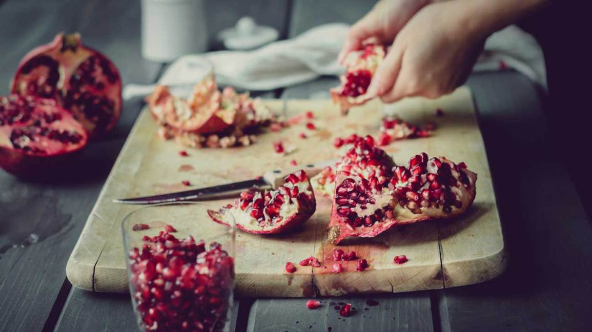 Proven Benefits of Pomegranate