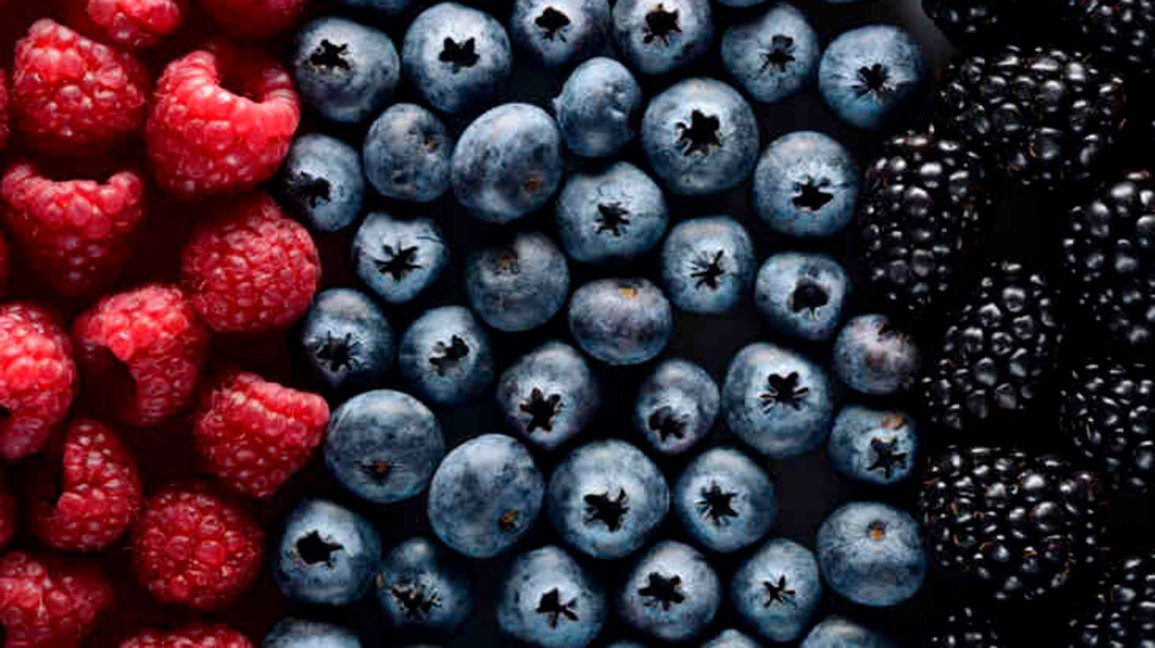 Reasons to Eat Berries