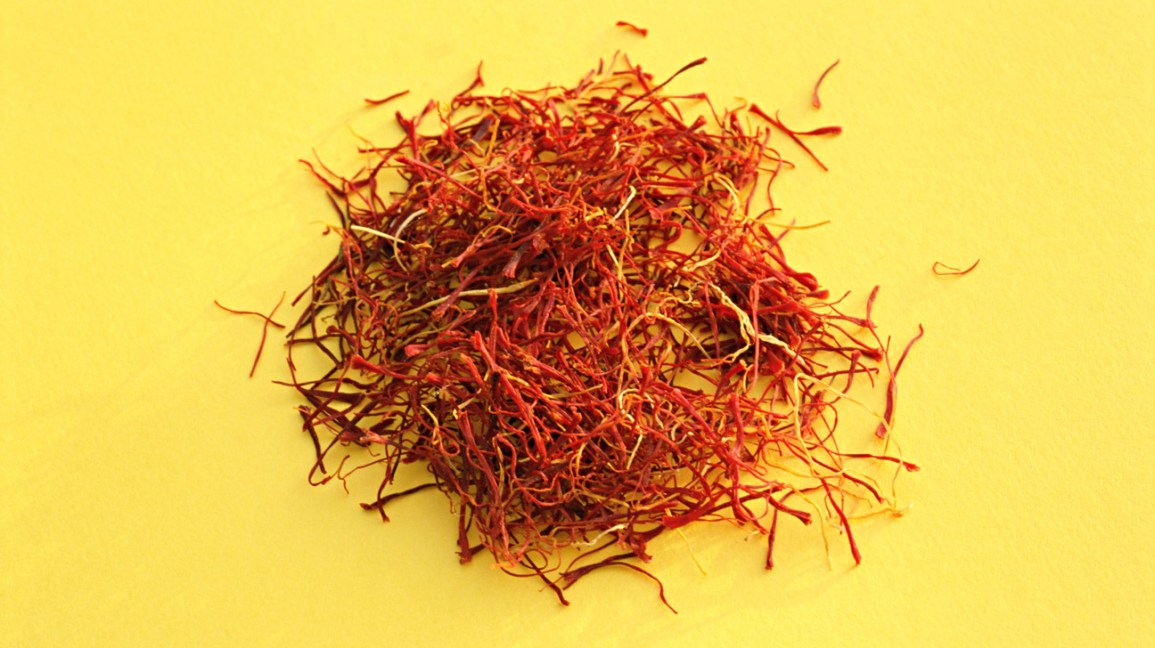 macular degeneration for dosage saffron