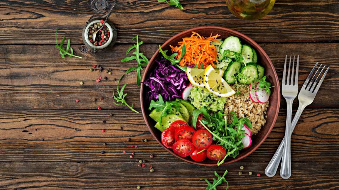 4 Benefits Of A Vegetarian Diet