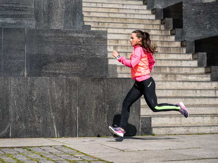 How to running long distance good for yourself while