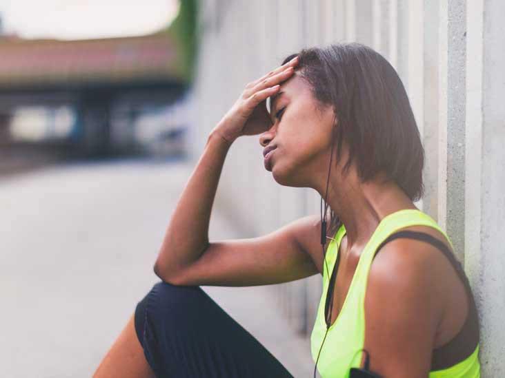 Neck pain headache dizziness fever