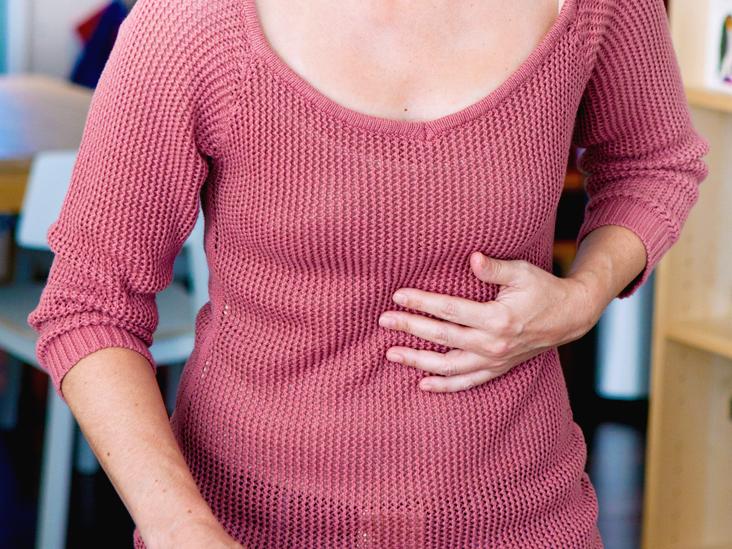 Upper Abdomen Pain: 17 Causes