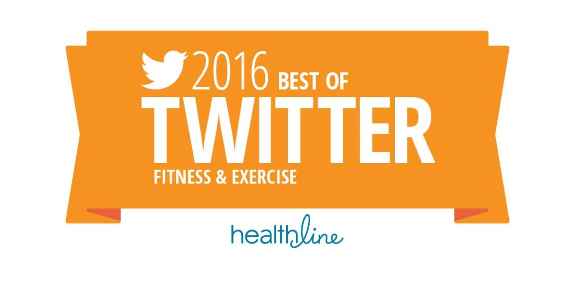 best fitness and exercise twitters