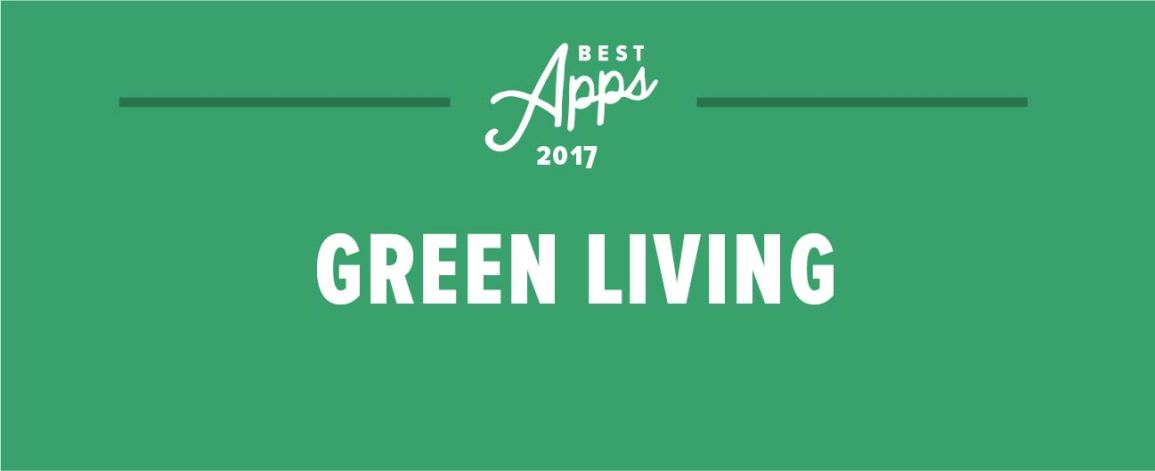 best green living apps of the year
