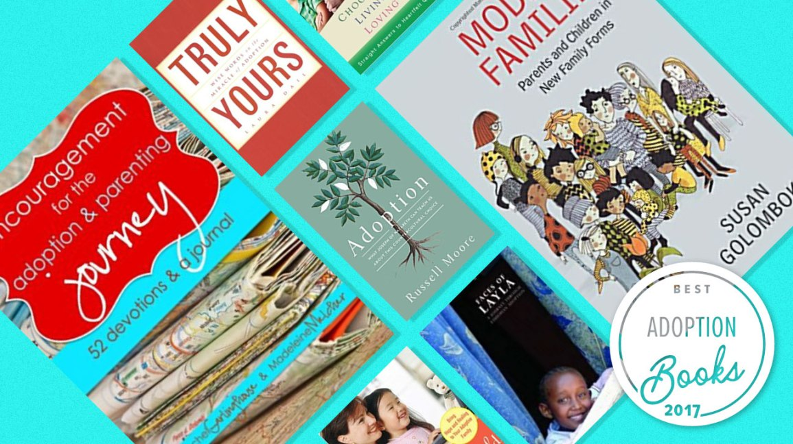 best adoption books
