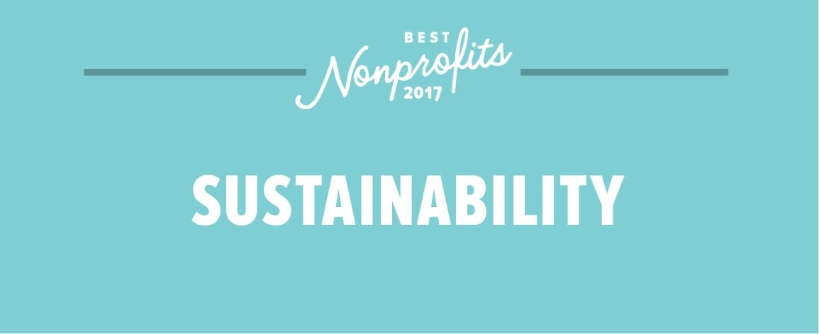 Best Nonprofits for Sustainability