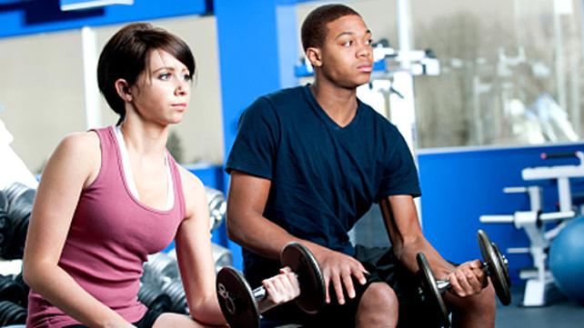 Poor Exercise Habits May Follow Teens >> Dangers Of Teen Bodybuilding