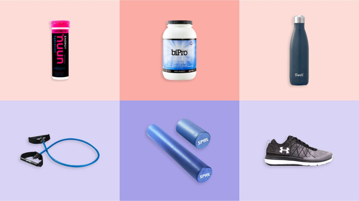 Favorite Healthy Finds: Fitness