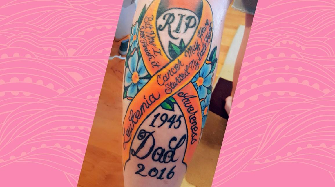 Inspiring Ink: 8 Leukemia Tattoos