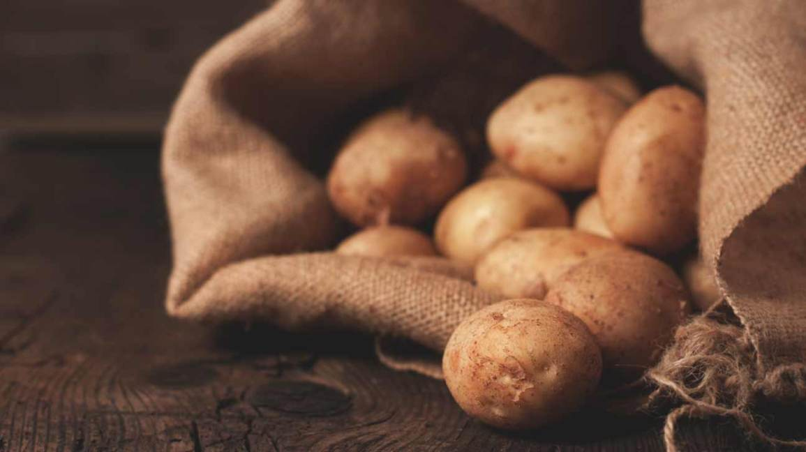 potatoes and hypertension