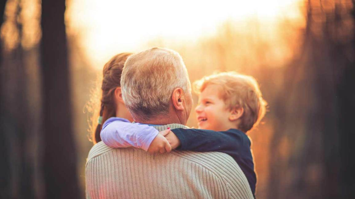 Do Grandparents Help Their Kids Too Much?