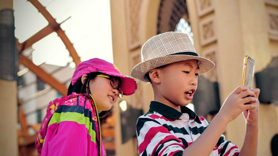 Children Today Report More Anxiety Than >> Smart Phones And Children
