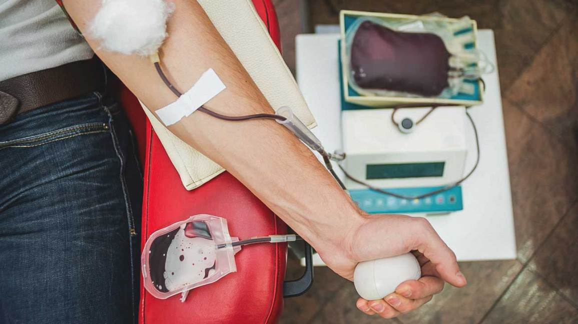 Alzheimer's treatment blood transfusion