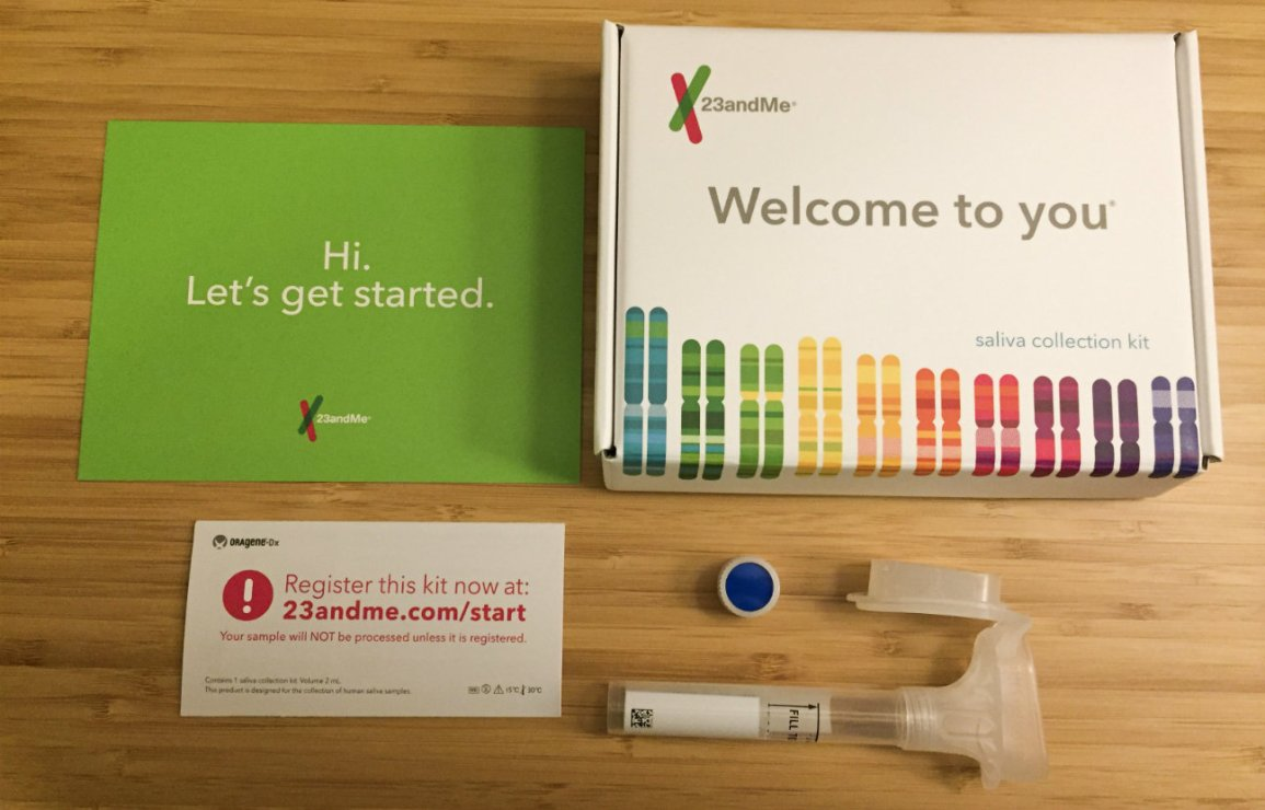 Alzheimer's Risk Test With 23andMe