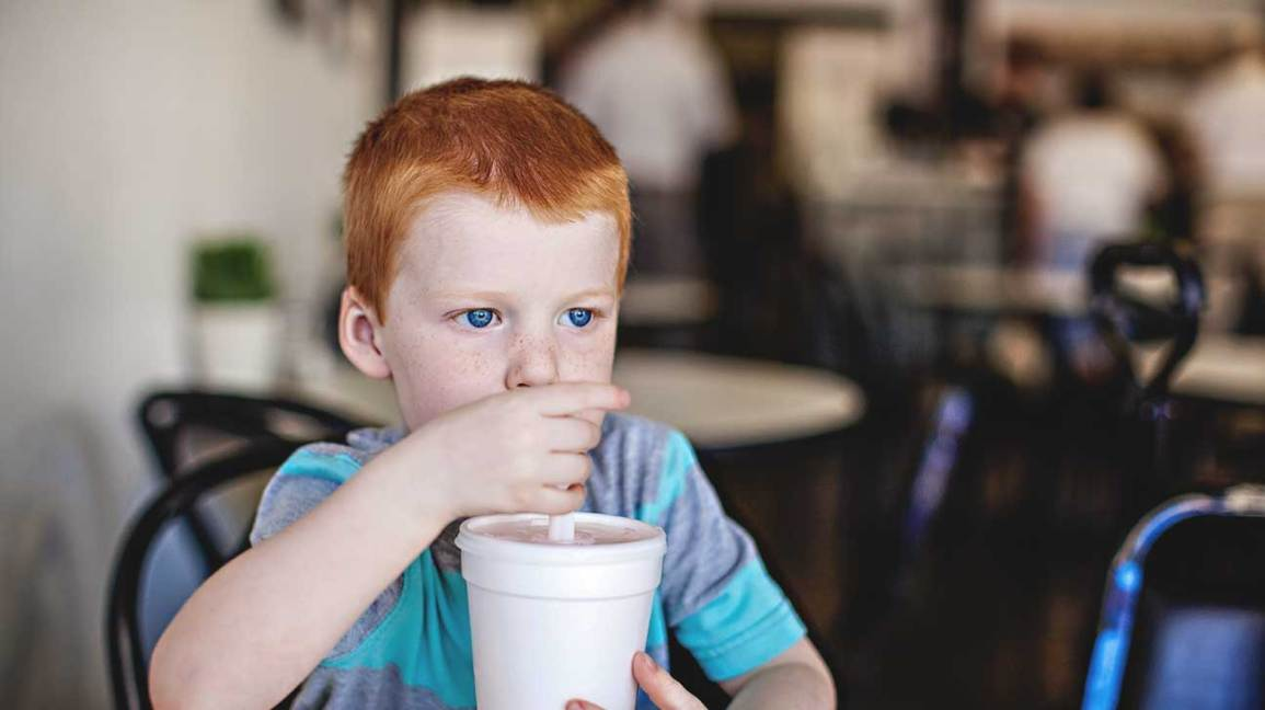 children and artificial sweeteners