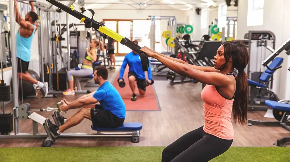 Image result for fitness gyms in america