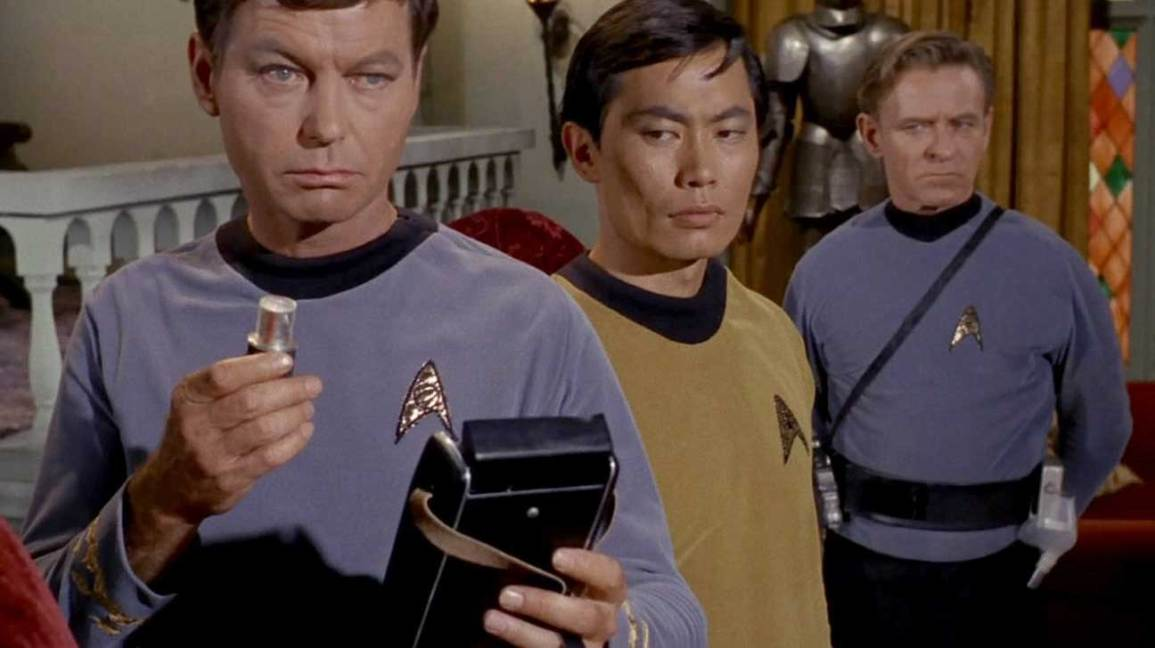 Star Trek Medical Device: Now a Reality
