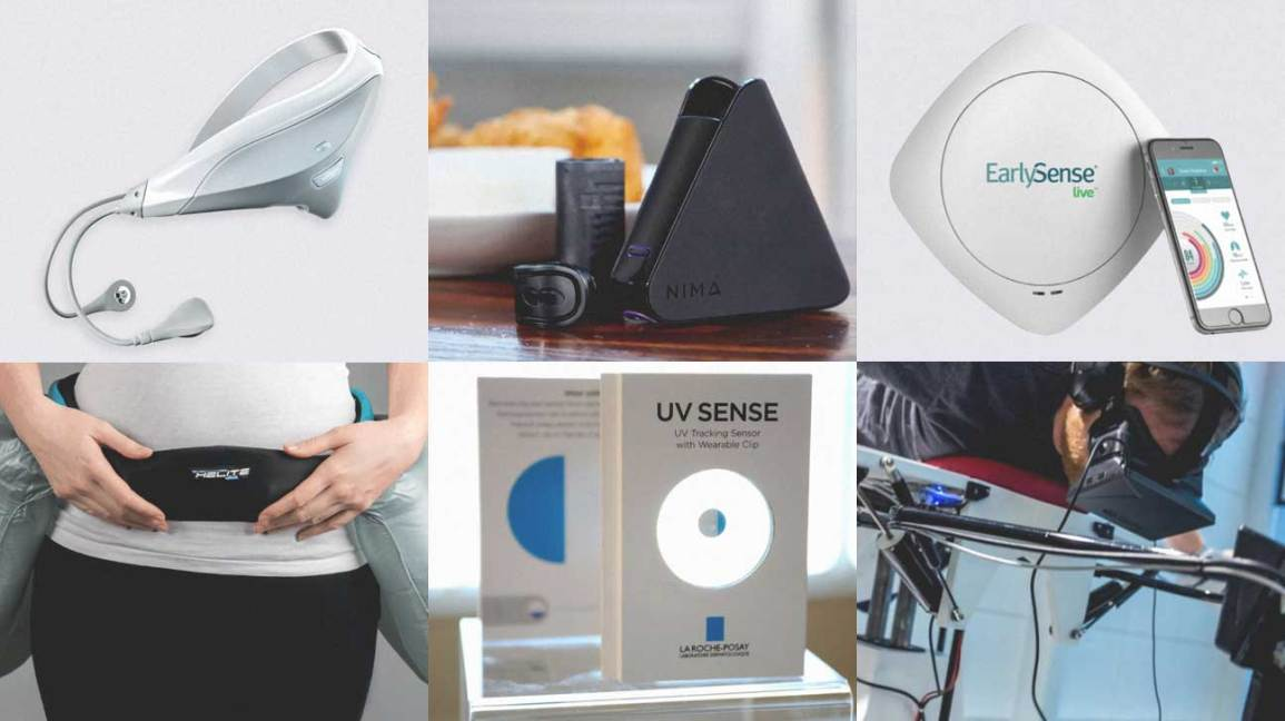 The Coolest Health-Tech Gadgets for 2018
