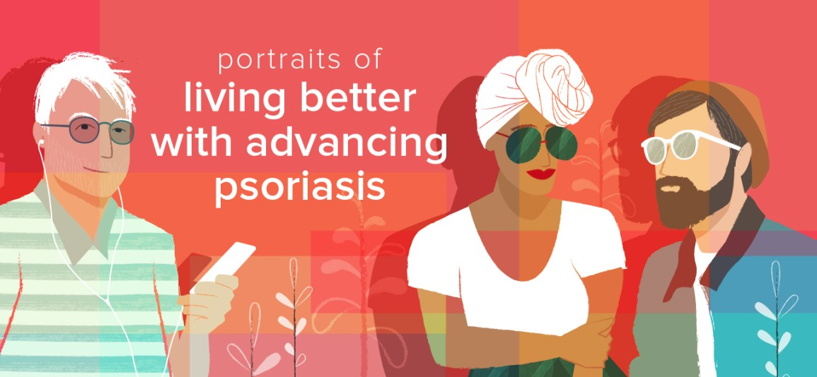 Portraits of Psoriasis