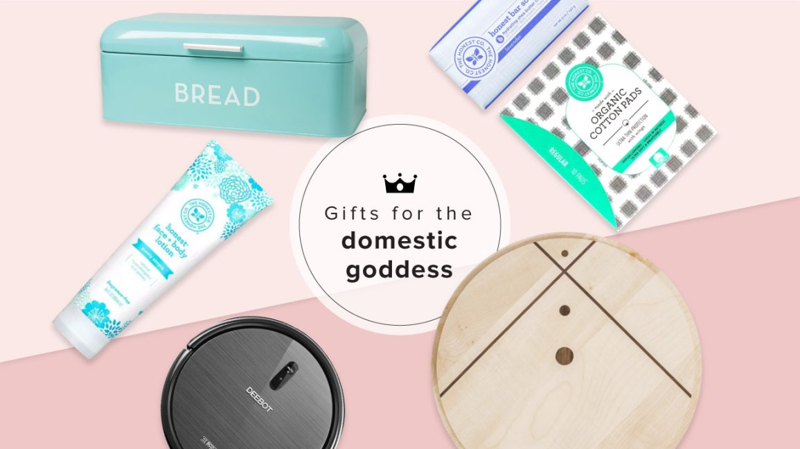 gift guide domestic goddess