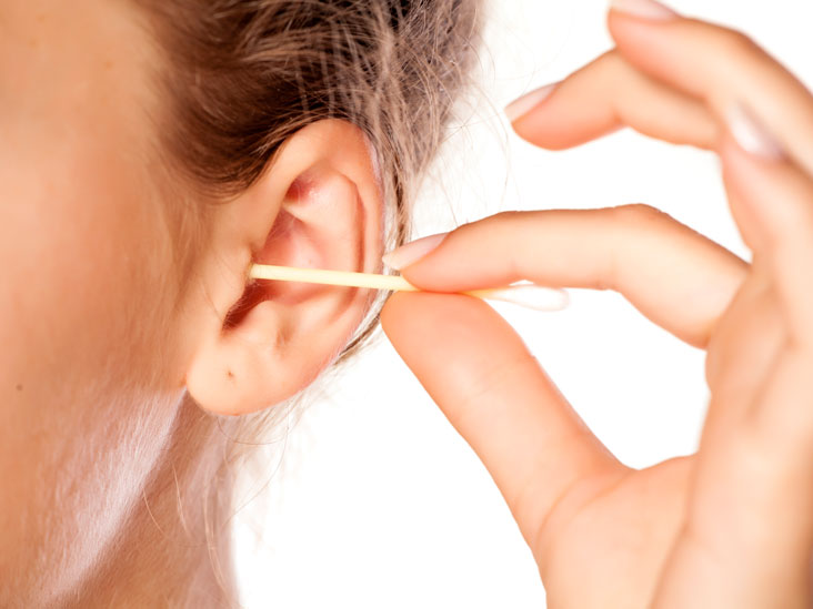 black earwax causes and