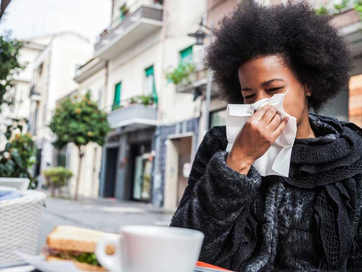 Burning Nose Sensation: Allergic Rhinitis and 5 Other Causes