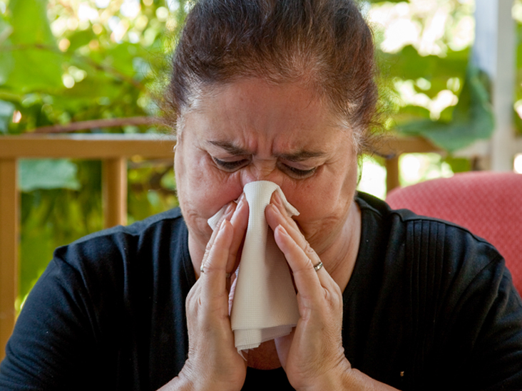 Allergies and Dizziness: The Cause and the Treatment