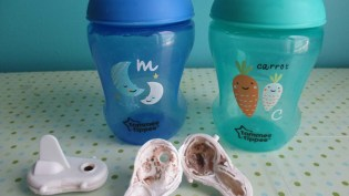 Is Your Child's Sippy Cup Safe?