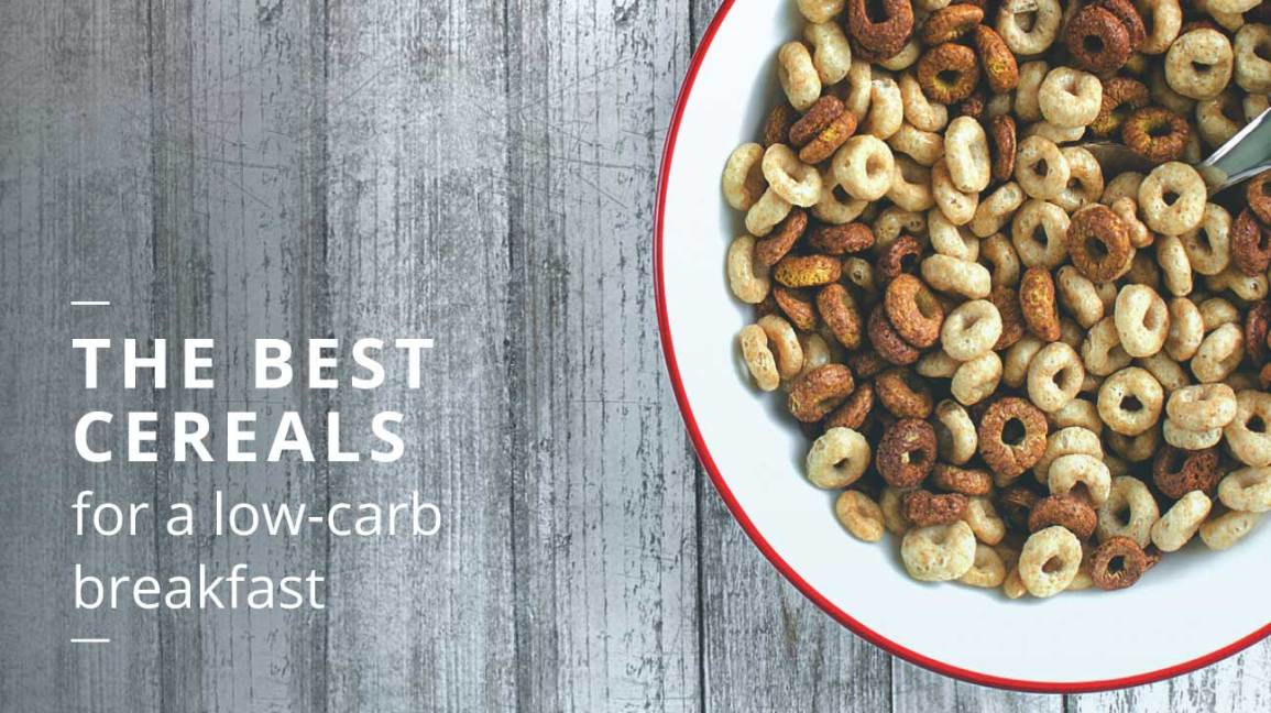 The Best Low-Carb Cereals