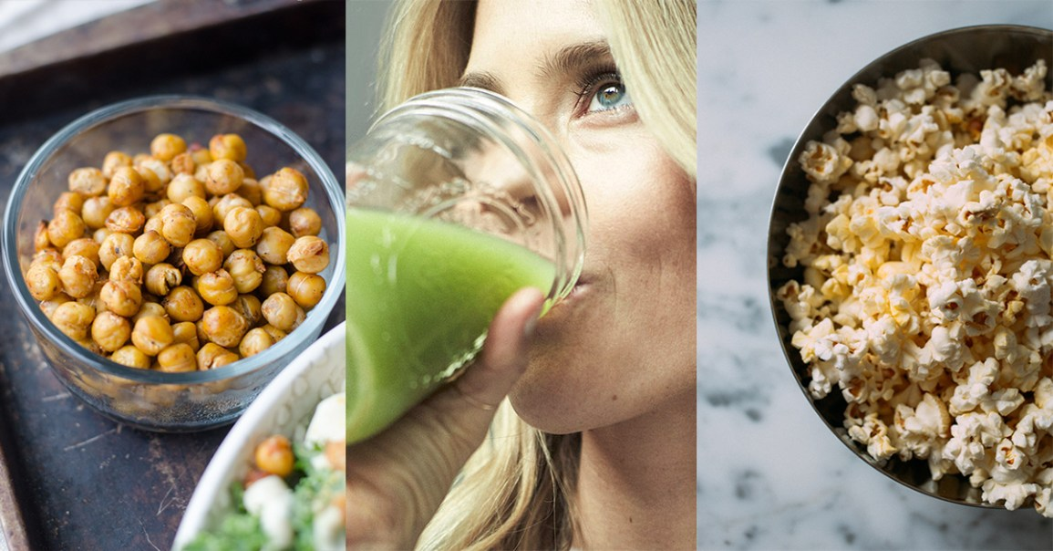 Try These 7 Easy, Healthy Snack Recipes