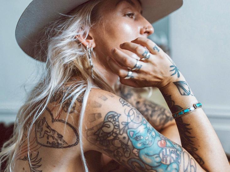 Tattoo Risks Body Piercing Health Risks Healthline