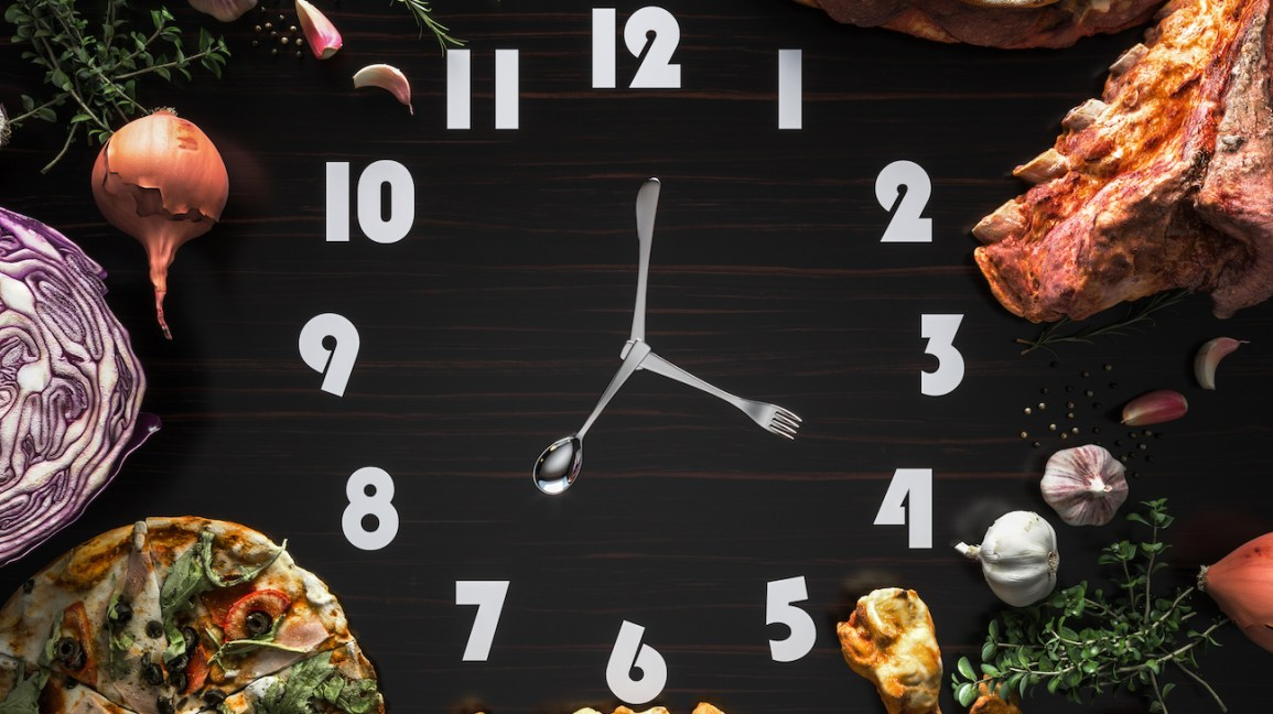 time-restricted eating