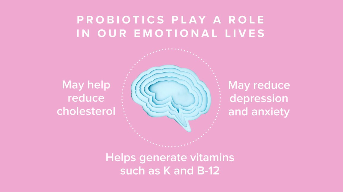 probiotics play role in our emotional lives