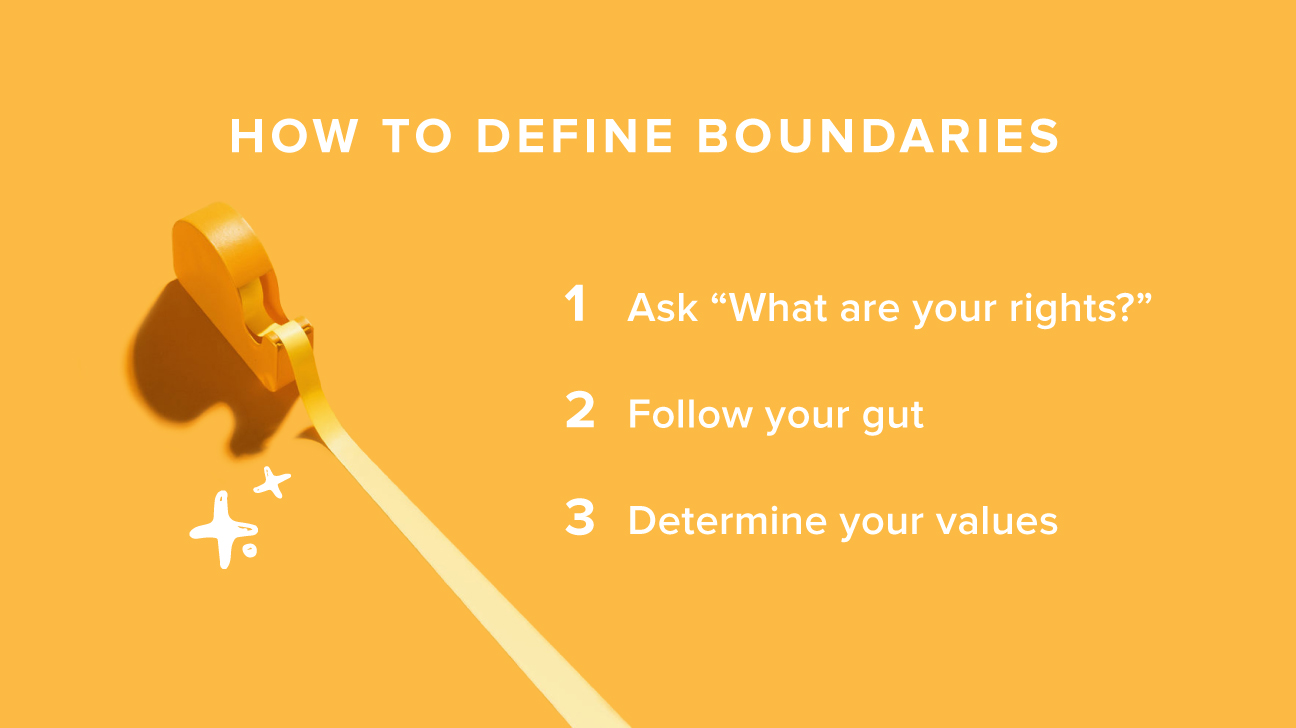 The No BS Guide to Setting Healthy Boundaries in Real Life